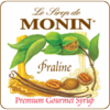 Monin Praline Syrup 750ml