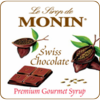 Monin Swiss Chocolate Syrup 750ml