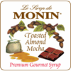 Monin Toasted Almond Mocha Syrup 750ml