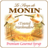 Monin Toasted Marshmallow Syrup 750ml