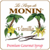 Monin Vanilla Syrup 750ml