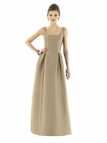 Alfred Sung Bridesmaid Dresses: Alfred Sung D563
