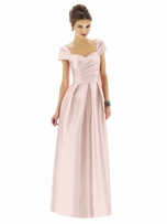 Alfred Sung Bridesmaid Dresses: Alfred Sung D575