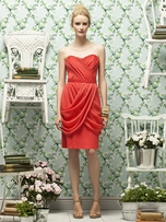 LELA ROSE BRIDESMAID DRESSES: LELA ROSE LR180