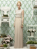 LELA ROSE BRIDESMAID DRESSES: LELA ROSE LR182