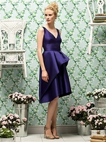 LELA ROSE BRIDESMAID DRESSES: LELA ROSE LR187