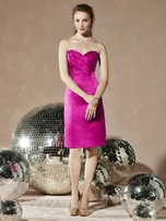 DESSY SOCIAL BRIDESMAID: SOCIAL BRIDESMAID 8112