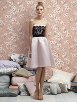LELA ROSE BRIDESMAID DRESSES: LELA ROSE LR175