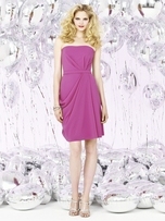 DESSY SOCIAL BRIDESMAID: SOCIAL BRIDESMAID 8124