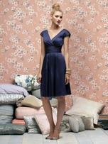 LELA ROSE BRIDESMAID DRESSES: LELA ROSE LR166