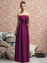 LELA ROSE BRIDESMAID DRESSES: LELA ROSE LX 139XX