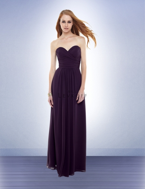 Bill Levkoff Bridesmaid Dresses: Bill Levkoff 165