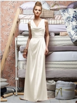 LELA ROSE BRIDESMAID DRESSES: LELA ROSE LX 154