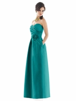 Alfred Sung Bridesmaid Dresses: Alfred Sung D 499