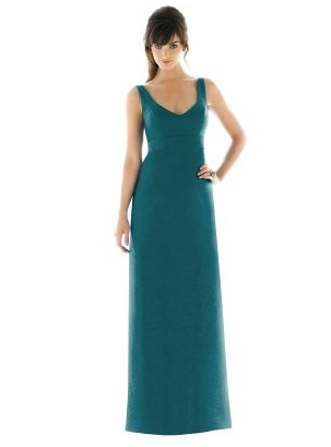 Alfred Sung Bridesmaid Dresses: Alfred Sung D455