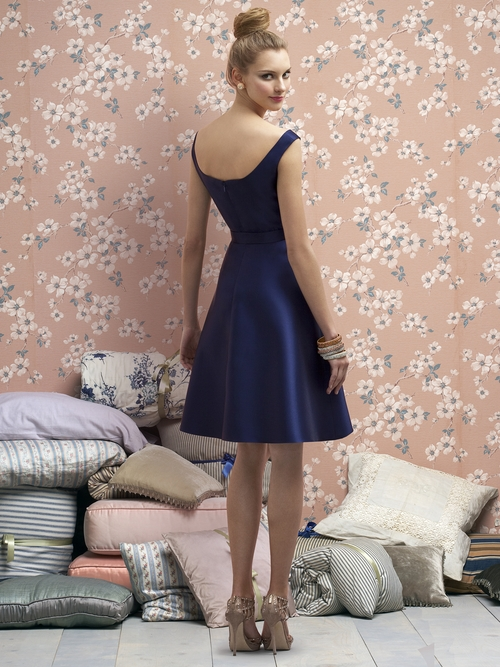 LELA ROSE BRIDESMAID DRESSES: LELA ROSE LR176