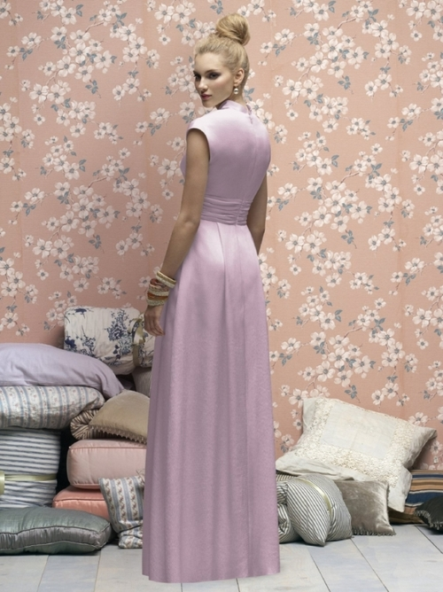 LELA ROSE BRIDESMAID DRESSES: LELA ROSE LX165