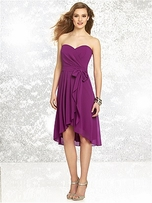 DESSY SOCIAL BRIDESMAID: SOCIAL BRIDESMAID 8131