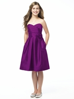 DESSY JR BRIDESMAID DRESSES: DESSY JR 504