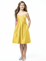 Dessy Jr Bridesmaid Dresses: Dessy Jr 506
