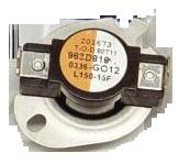 GBS14X5839 General Electric Dryer Thermostat -Termostato secadora