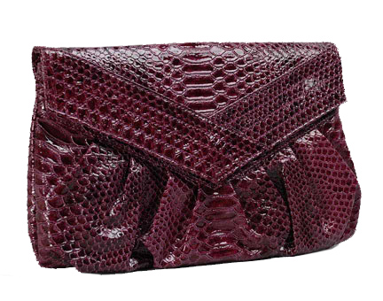 Urban Expressions Python Clutch (Multiple Colors Available)