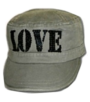 Brokedown LOVE Cadet Hat  (2 Colors Available)