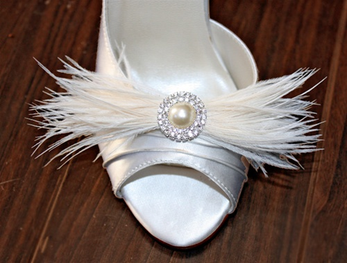 Absolutely Audrey Felicia Shoe Clips