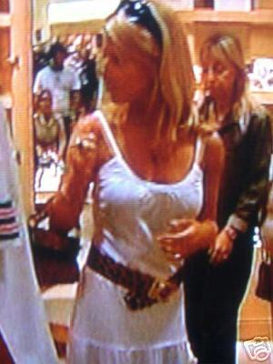 Jessica Simpson in Sweetees Dress