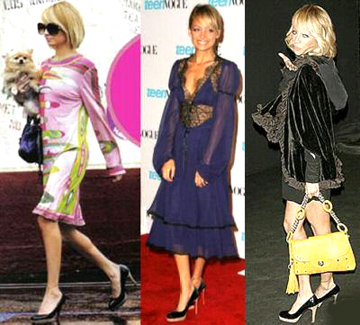 Get Nicole Richie's Look with Oh...DEER!  Shoes at Fashion Bliss