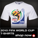 Official FIFA World Cup Apparel