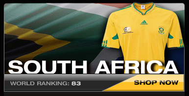 South Africa National Soccer Team