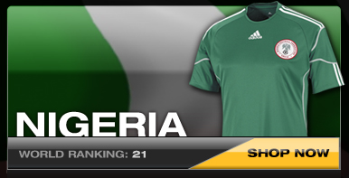 Nigeria National Soccer Team