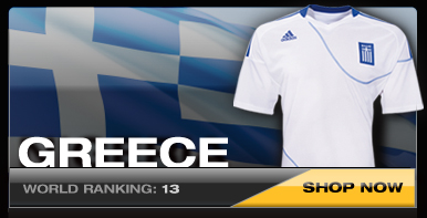 Greece National Soccer Team