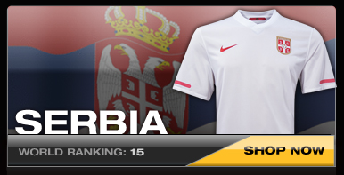 Serbia National Soccer Team