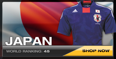 Japan National Soccer Team