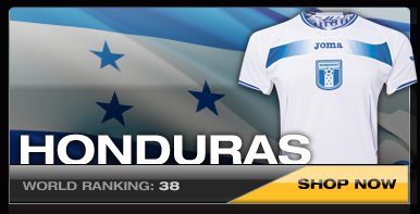 Honduras National Soccer Team