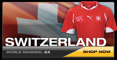 Switzerland National Soccer Team
