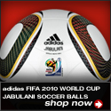Adidas Jabulani World Cup Balls