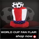 World Cup Fan Flair