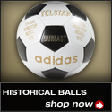 FIFA World Cup Historical Balls