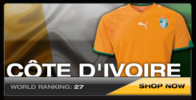 Cote d'Ivoire National Soccer Team