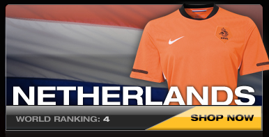 Netherlands National Soccer Team