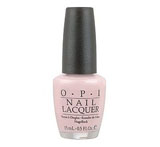 OPI # NL R41<br>Mimosas for Mr. & Mrs.<br>Softshades Collection