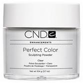 CND Perfect Color Acrylic Powder Clear 3.7 oz