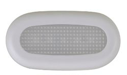 Scandvik LED Courtesy Lights (White Trim)