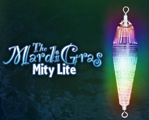 C & H Mardi Gras Mity Light