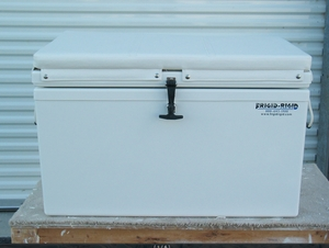Frigid-Rigid Ice Chest