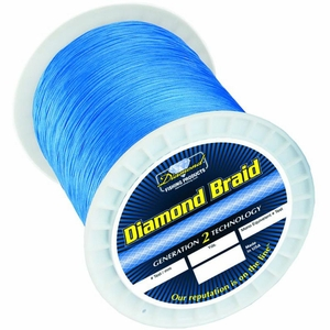 Momoi Diamond Braid Line -Blue