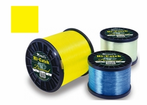 Momoi Diamond Hi-Catch Monofilament Line -Hi-Vis